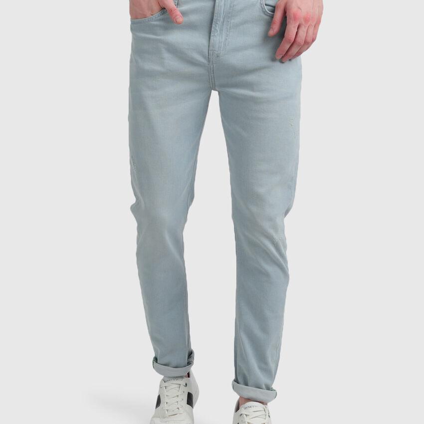 Cotton Carrot Fit Jeans