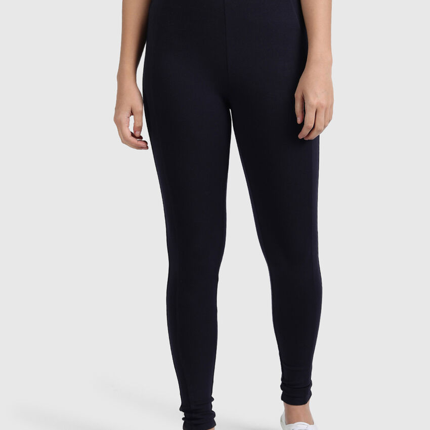 Polyester Leggings in Cut and Sew Design