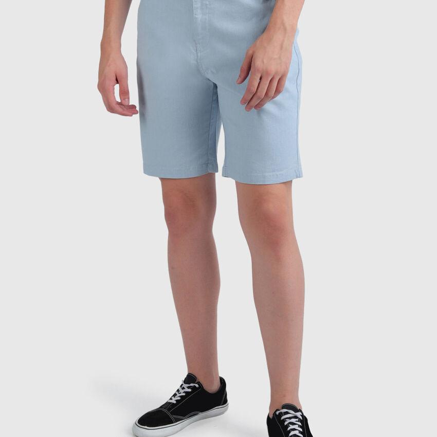 Cotton Comfort Fit Stretchable Shorts
