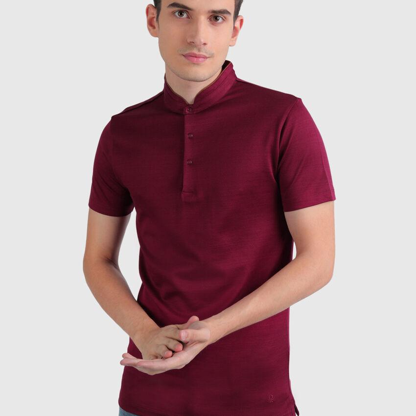 Pure Giza Cotton Polo Shirt